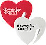 Heart Letter Openers